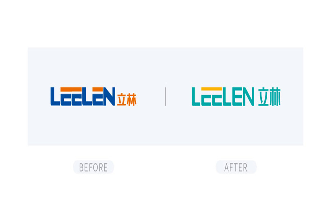 Notice on the Replacement of the Old and New Logos of LEELEN